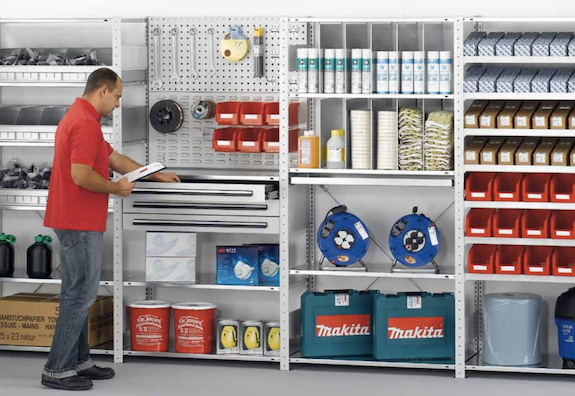 Schulte MultiPlus Shelving